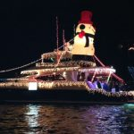 2013 Newport Beach Christmas Boat Parade
