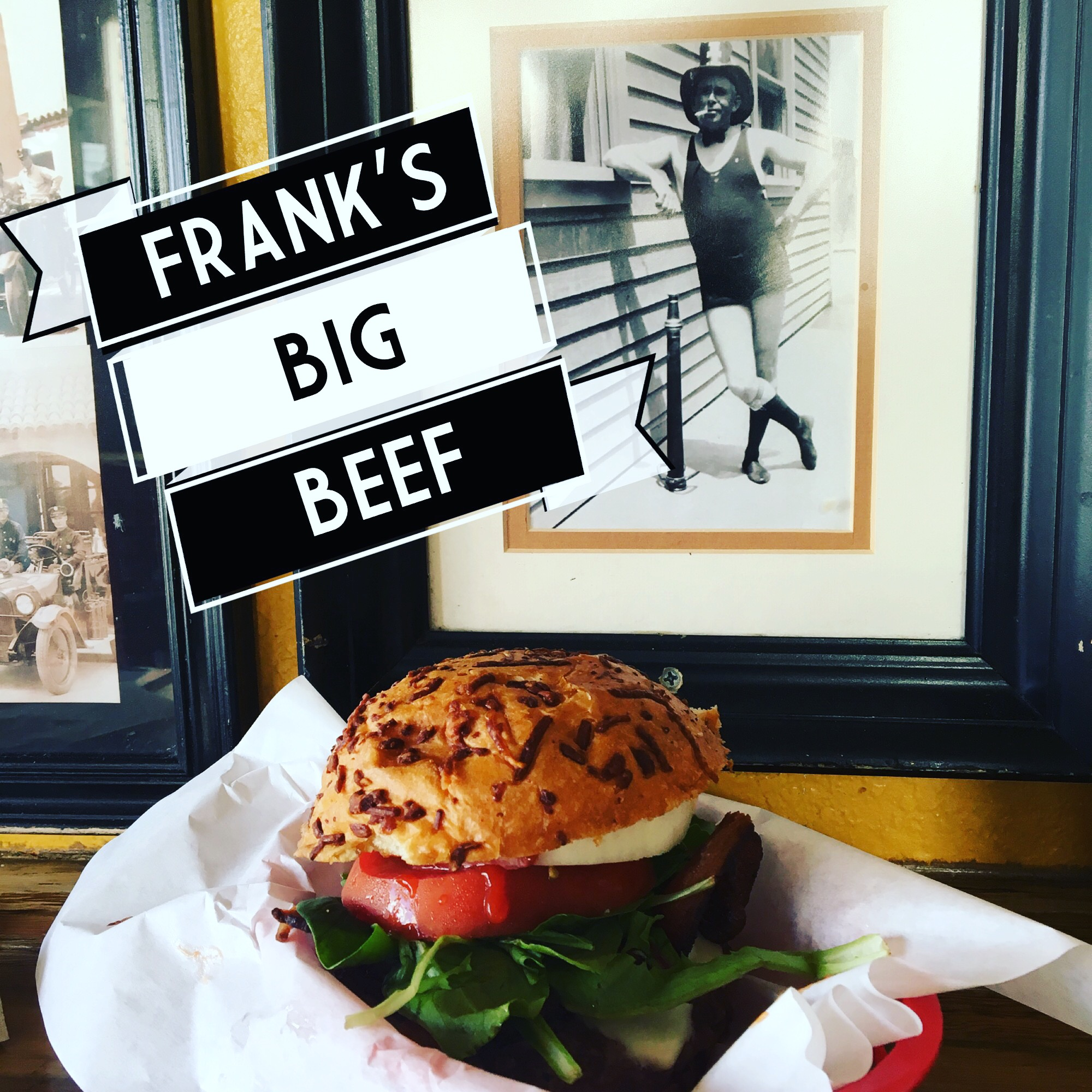 Crockers Franks Big Beef Wins Best Burger on Balboa Island