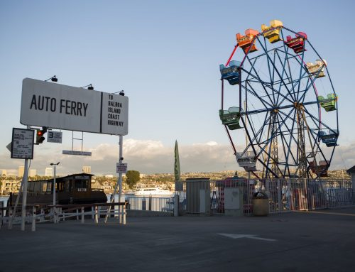 When is the Balboa Fun Zone open and what does it offer?