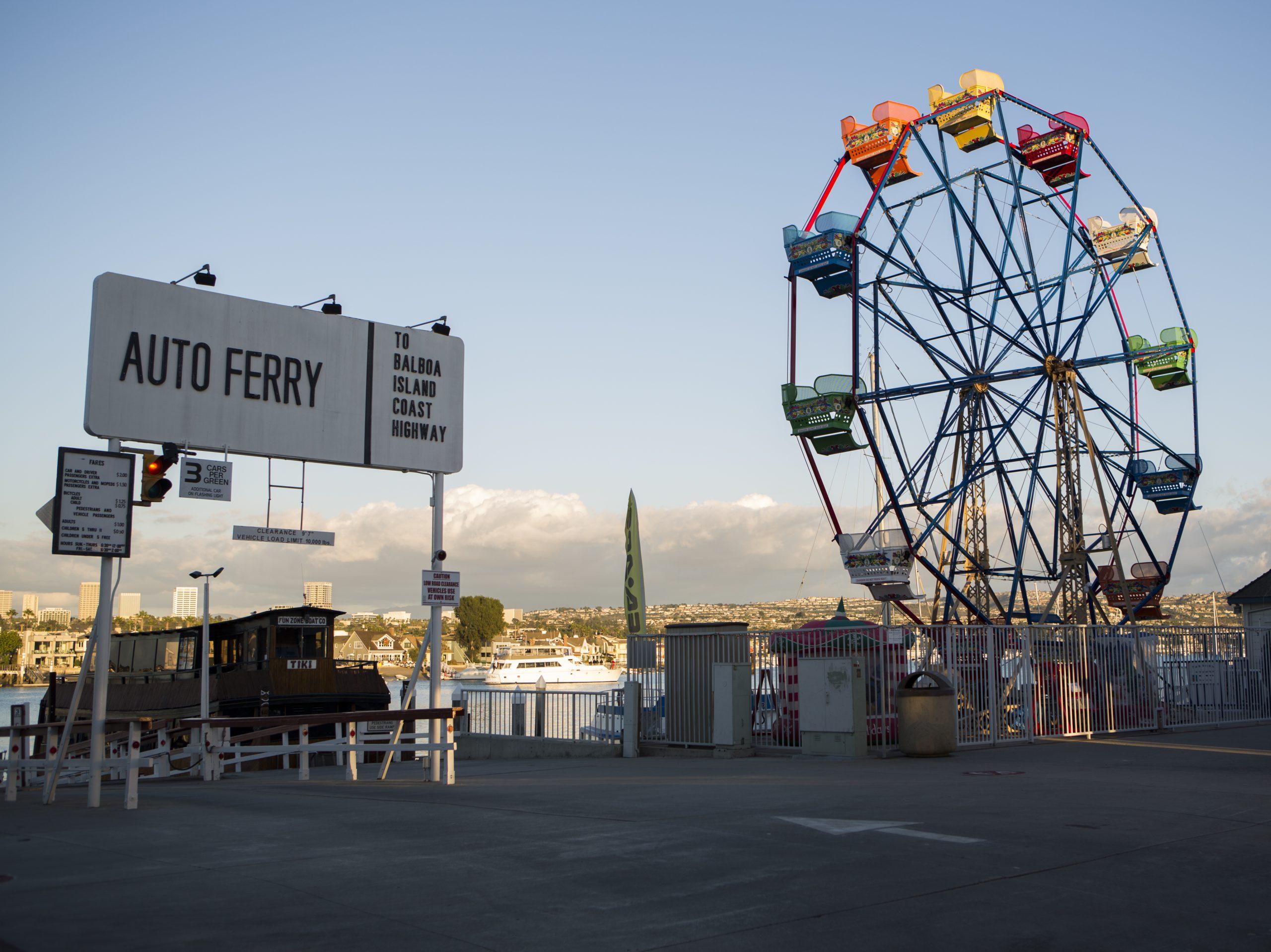 Balboa Fun Zone - Is it Open, What to Do