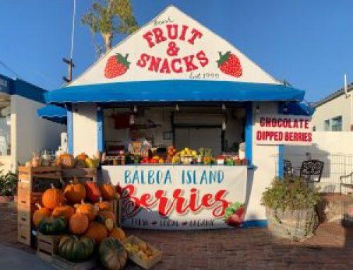 Balboa Island Berries