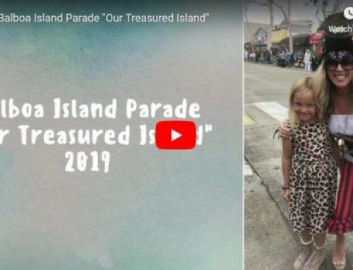 2019 Balboa Island Parade Video