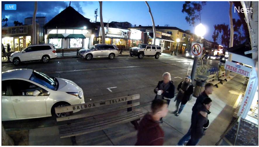 Balboa Island Webcams