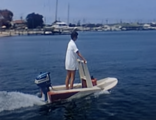 Video of Balboa Peninsula and Newport Harbor in the 1950s!