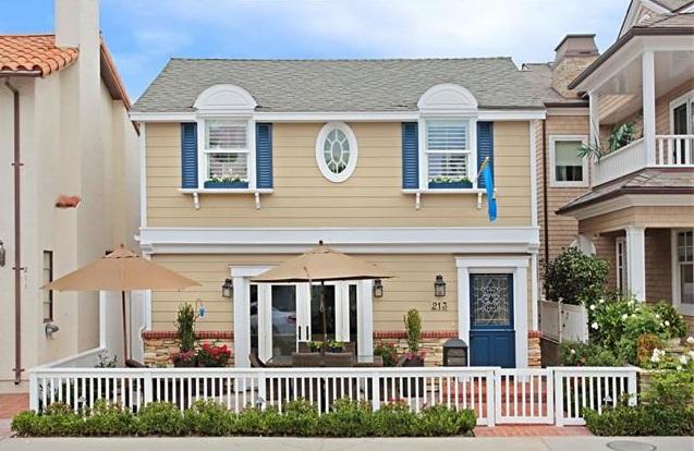 213 Amethyst Avenue Balboa Island Home For Sale
