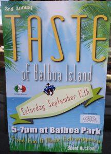 3rd annual taste of balboa island