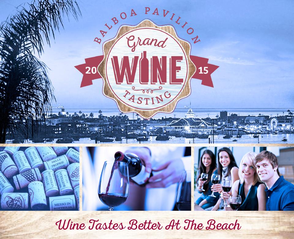 BALBOA PAVILION GRAND WINE TASTING