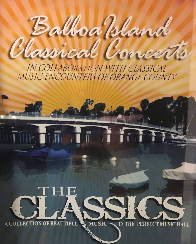 Balboa Island Classical Concerts Event