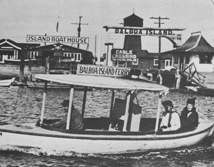 Balboa Island Ferry To Catalina