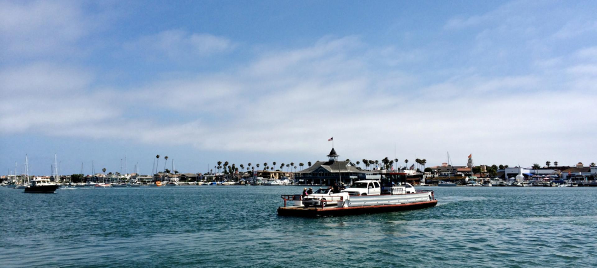 20 Jan Balboa Island Ferry